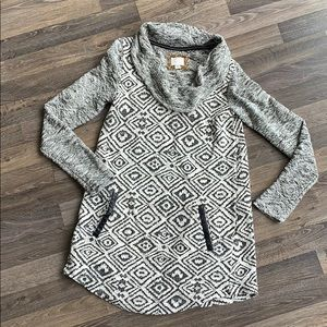 Anthropologie Knit Tunic with pockets